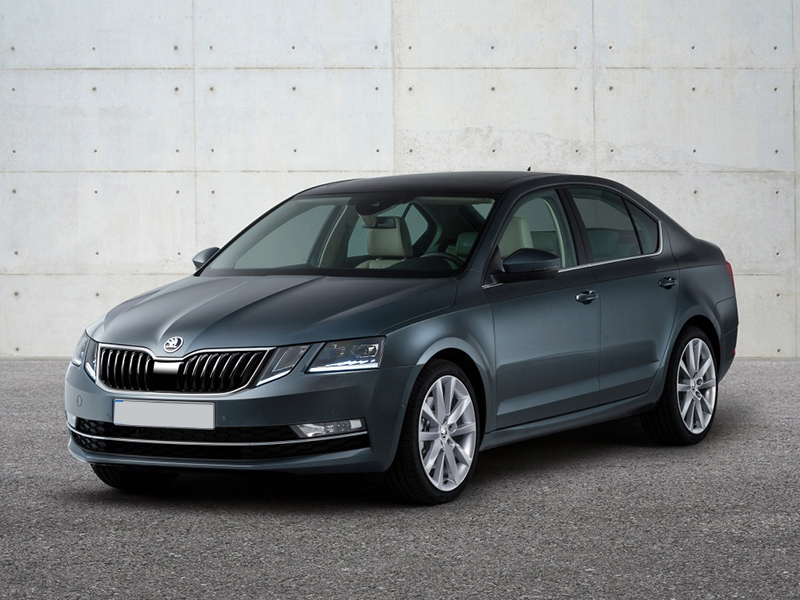 Аренда Skoda Octavia 1.6 AT New
